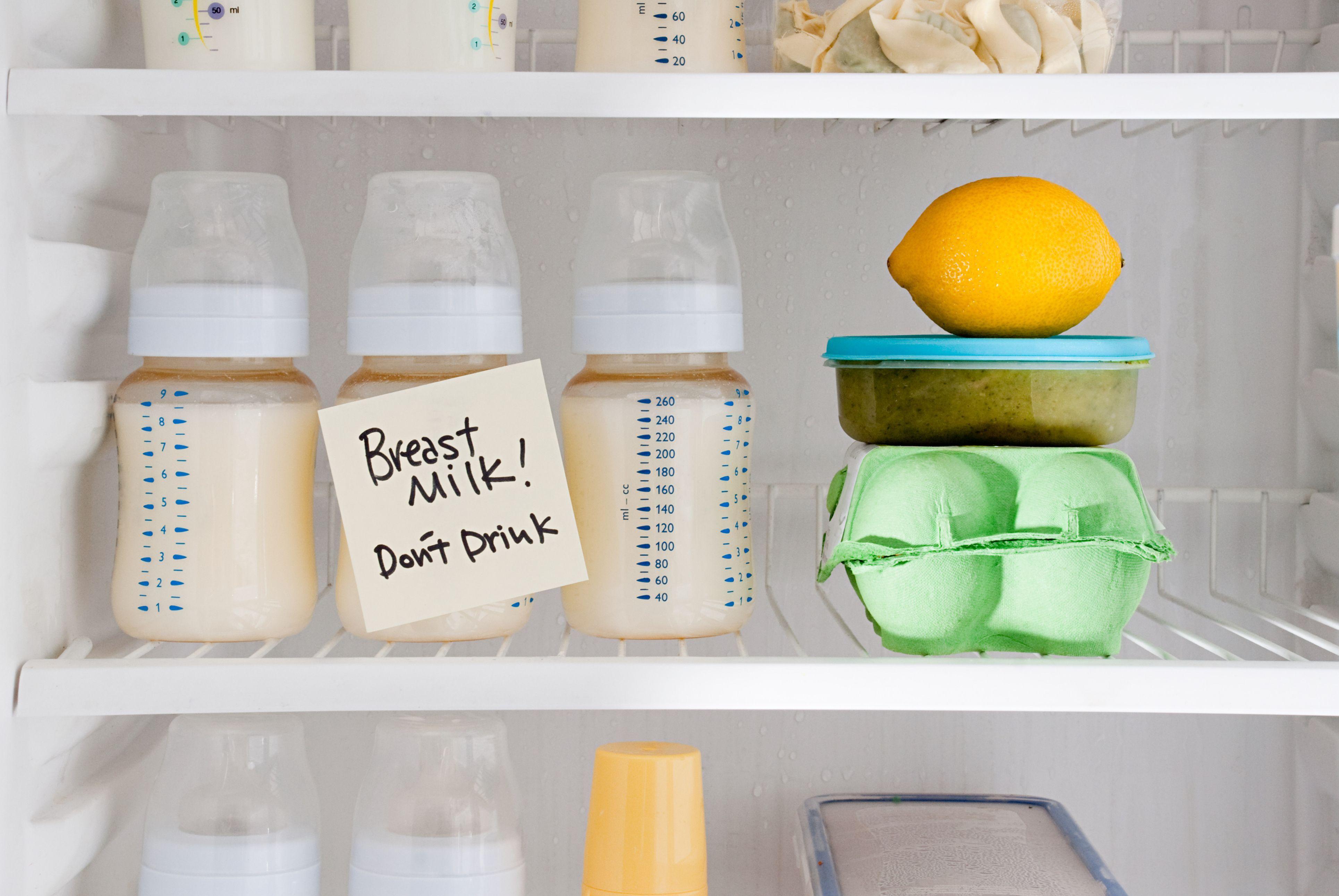 Conservare il latte materno….si può!